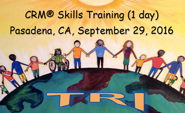 Community Resiliency Model Skills Training